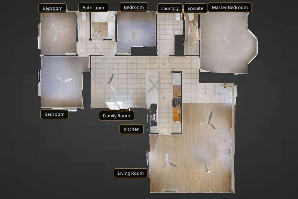 Floorplan of Homely house listing, 14 Beaver St, Clifton Beach QLD 4879