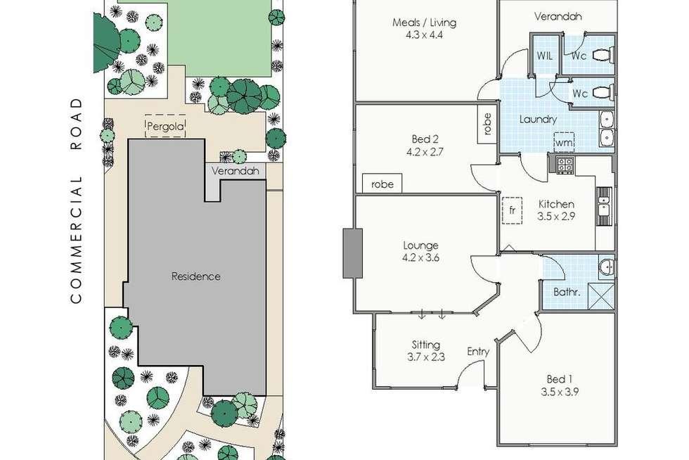 Floorplan of Homely house listing, 118 Aberdare Road, Shenton Park WA 6008