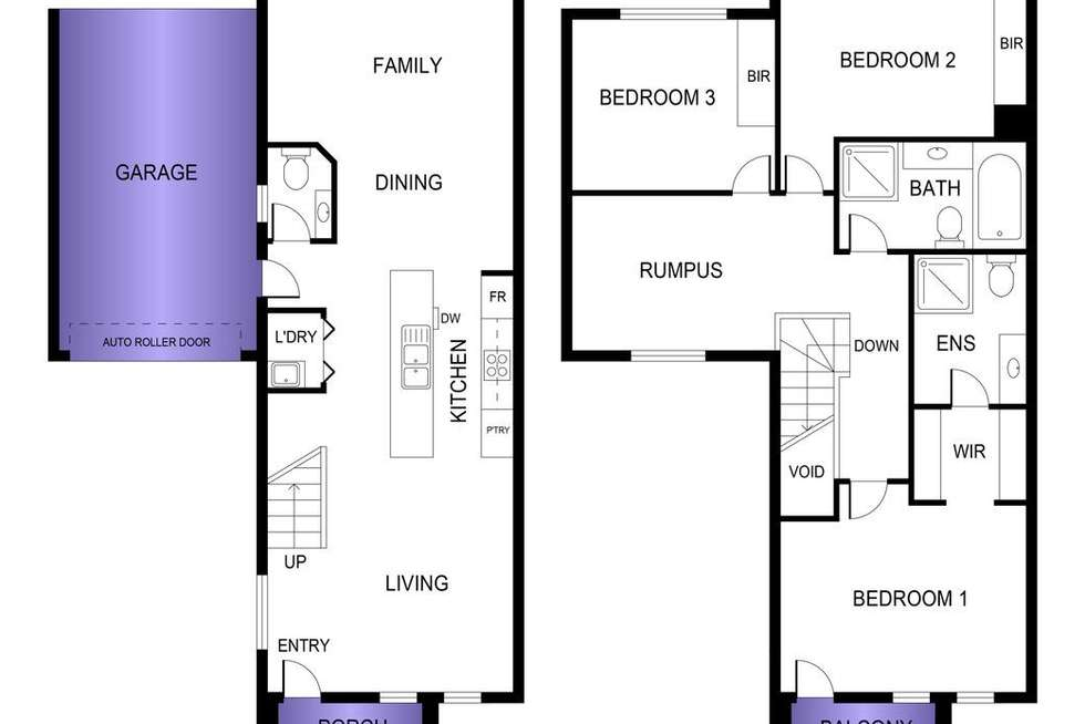 Floorplan of Homely house listing, 91c Valley Road, Hope Valley SA 5090