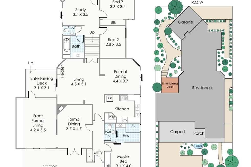 Floorplan of Homely house listing, 233 Nicholson Road, Shenton Park WA 6008