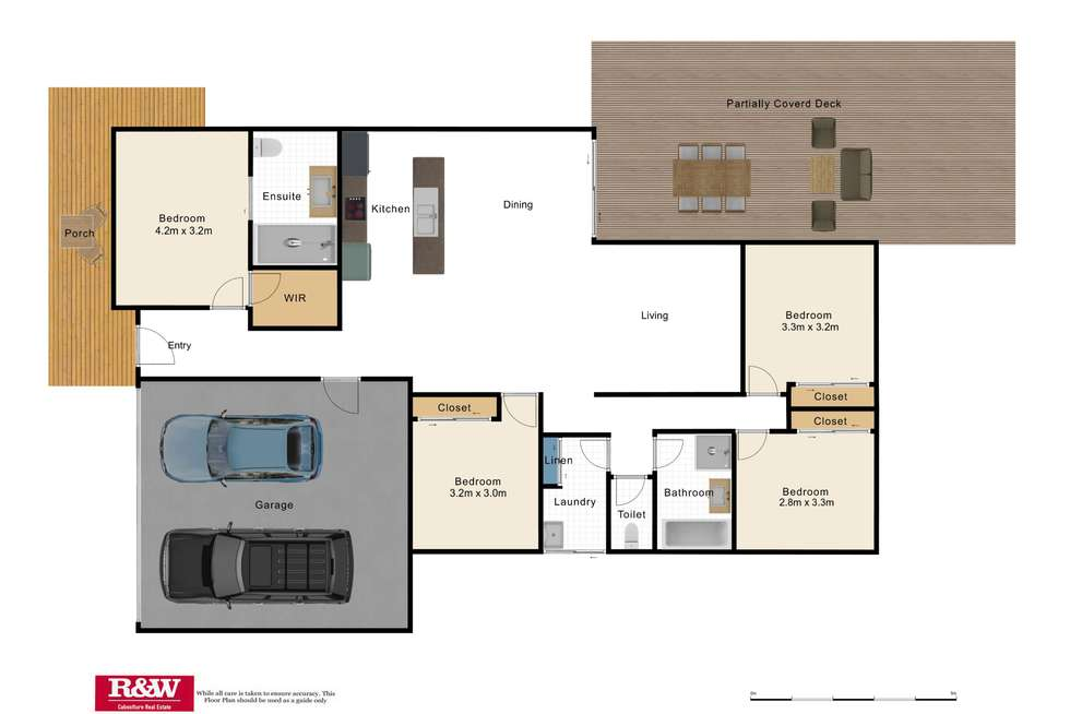 Floorplan of Homely house listing, 18 Lindquist Crescent, Burpengary East QLD 4505