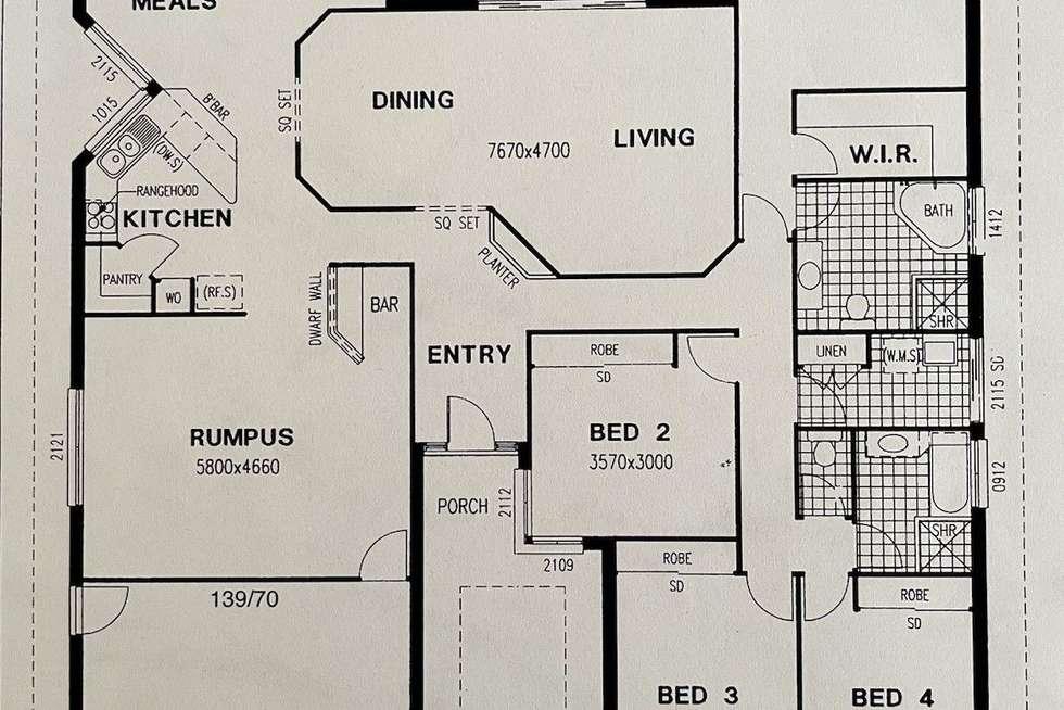 Floorplan of Homely house listing, 23 Catamaran Court, Banksia Beach QLD 4507