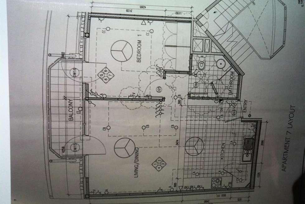 Floorplan of Homely apartment listing, <![CDATA[103]]> <![CDATA[Sturt Street]]>, Adelaide SA 5000