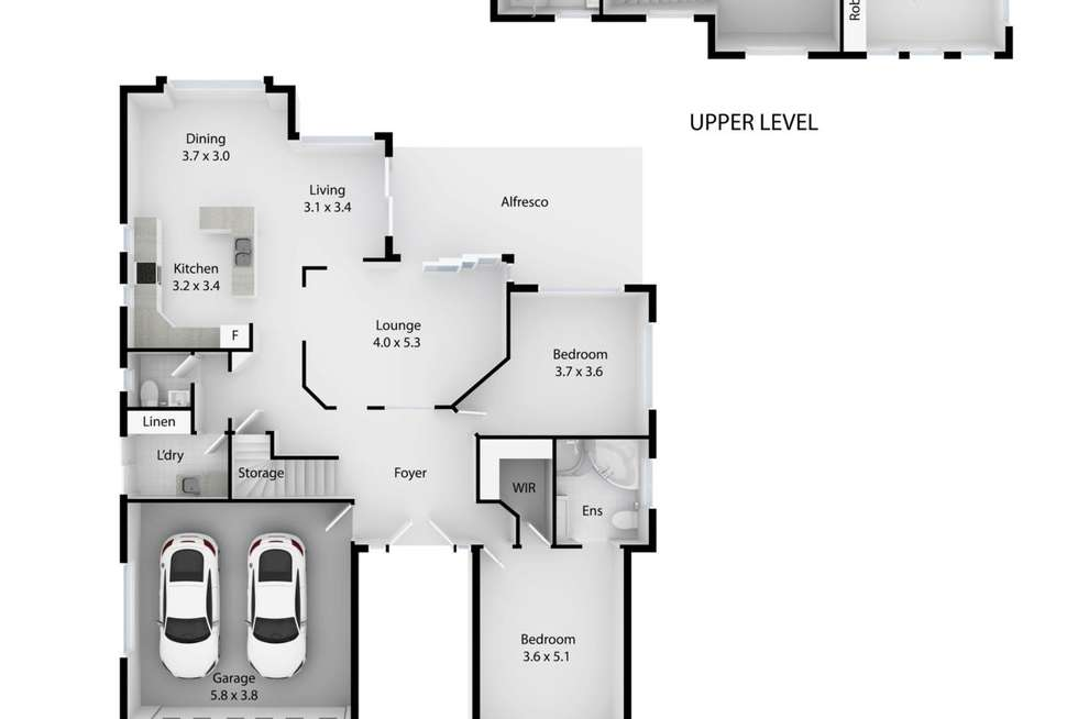 Floorplan of Homely house listing, 12 Trinity Point Drive, Morisset Park NSW 2264