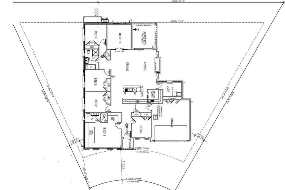 Floorplan of Homely house listing, Lot 33 Tea Tree Place, Tahmoor NSW 2573