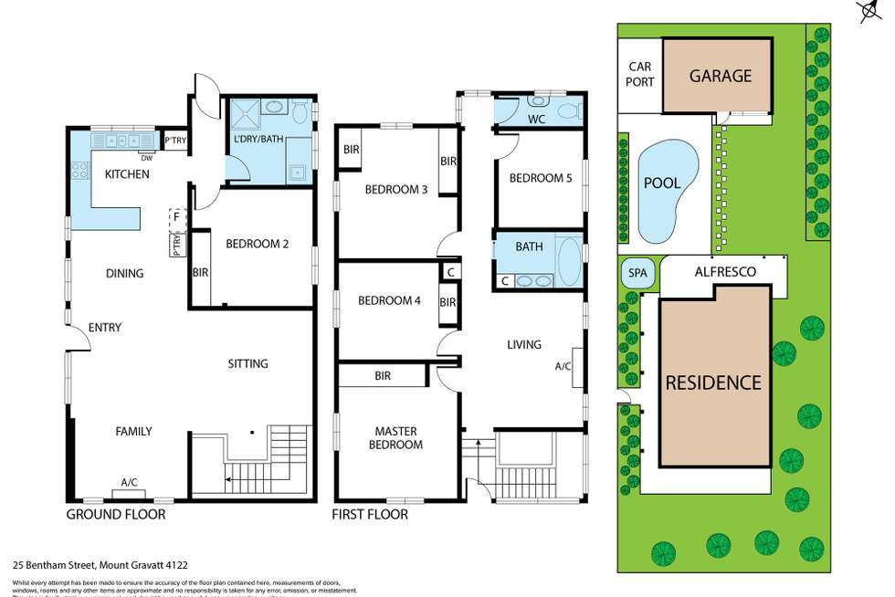 Floorplan of Homely house listing, 25 Bentham Street, Mount Gravatt QLD 4122