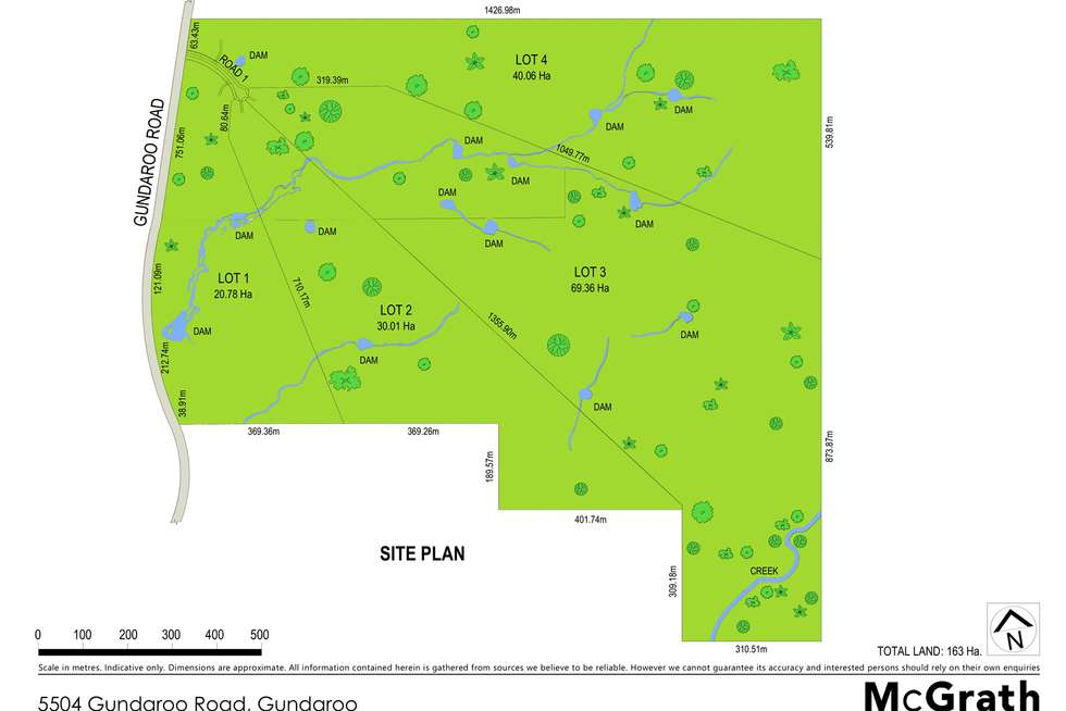 Floorplan of Homely residentialLand listing, 19 Barking Owl Place, Gundaroo NSW 2620