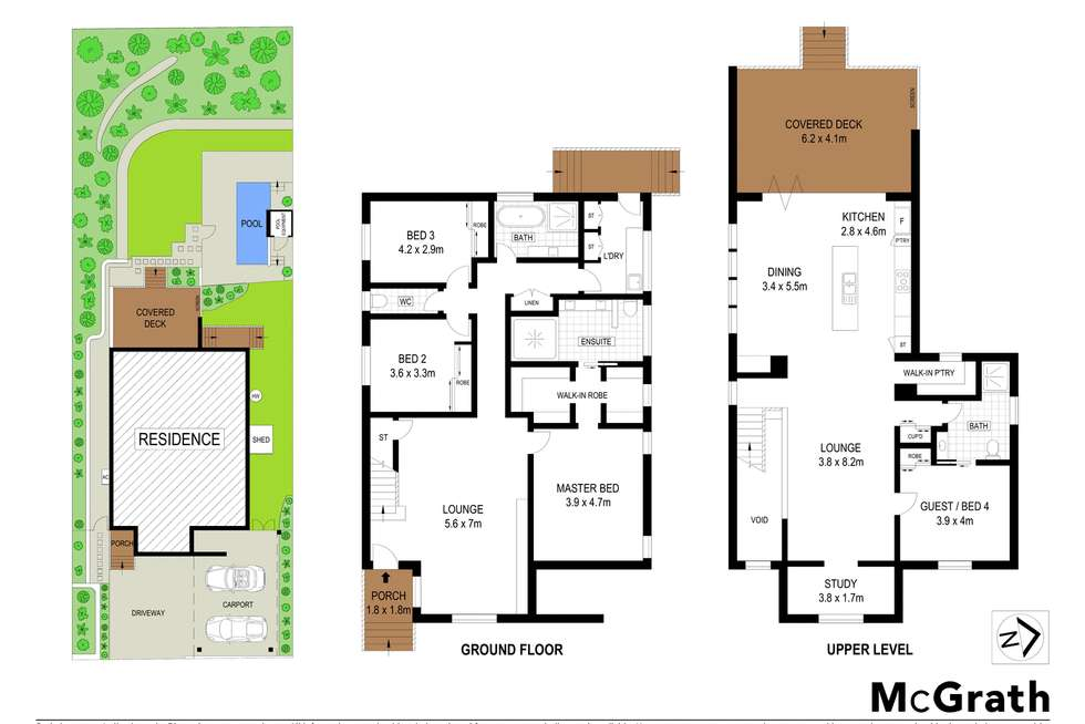Floorplan of Homely house listing, 78 Gracemere Street, Newmarket QLD 4051