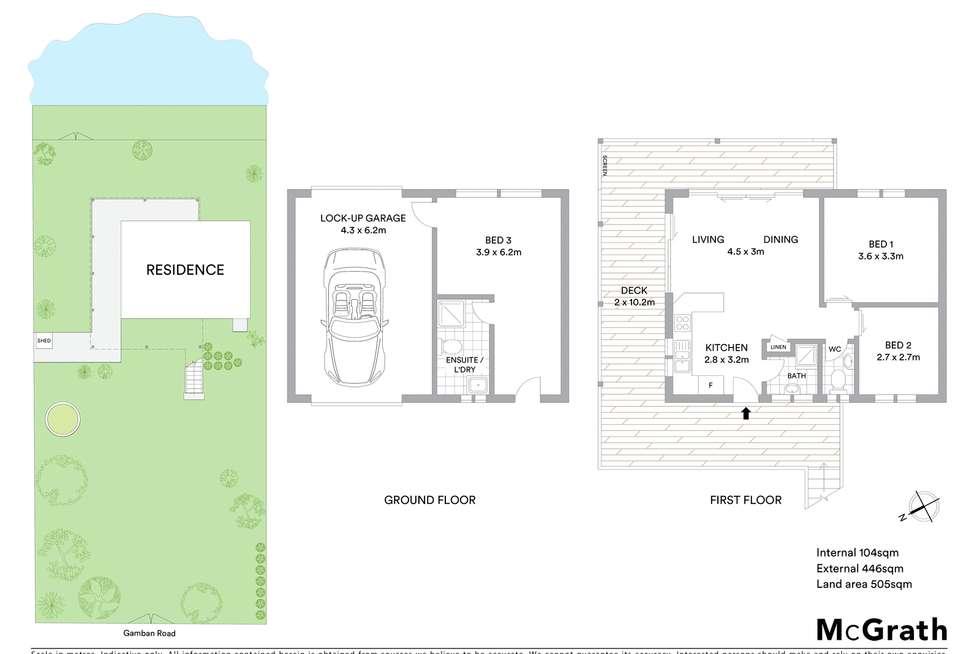 Floorplan of Homely house listing, 90 Gamban Road, Gwandalan NSW 2259