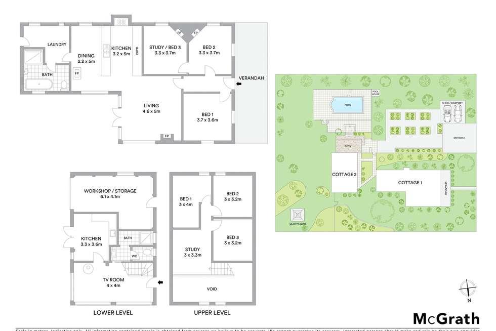 Floorplan of Homely house listing, 23 Morning Street, Gundaroo NSW 2620