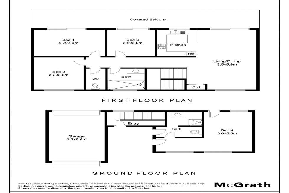 Floorplan of Homely house listing, 32 Anniversary Avenue, Terrigal NSW 2260