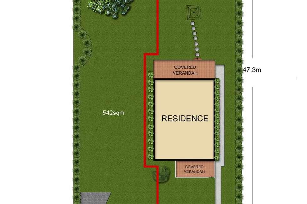 Floorplan of Homely residentialLand listing, 10 Elizabeth Street, Riverstone NSW 2765