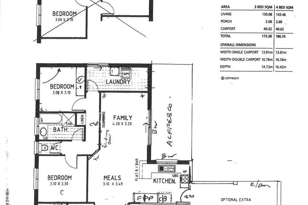 Floorplan of Homely house listing, 4 Paddlesteamer Way, Mannum SA 5238
