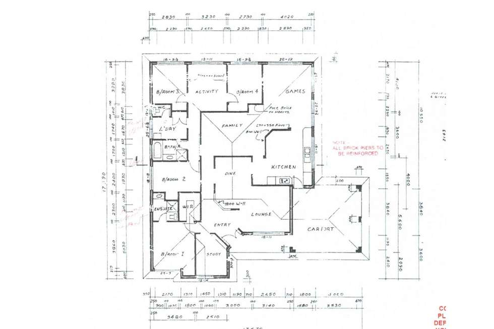 Floorplan of Homely house listing, 469 Brookton Highway, Roleystone WA 6111