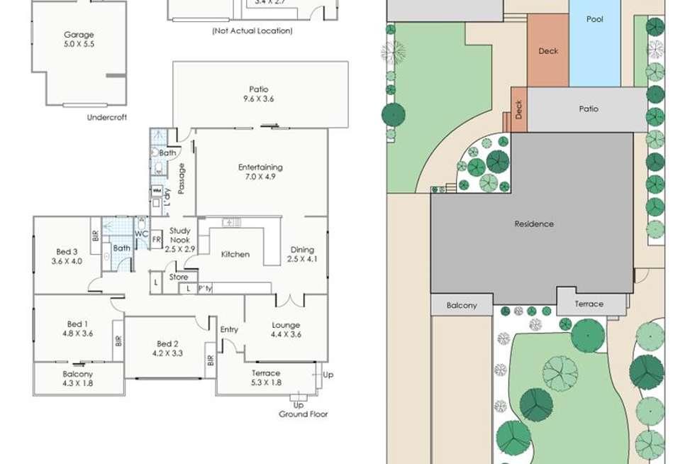Floorplan of Homely house listing, 41 Beaconsfield Street, St James WA 6102