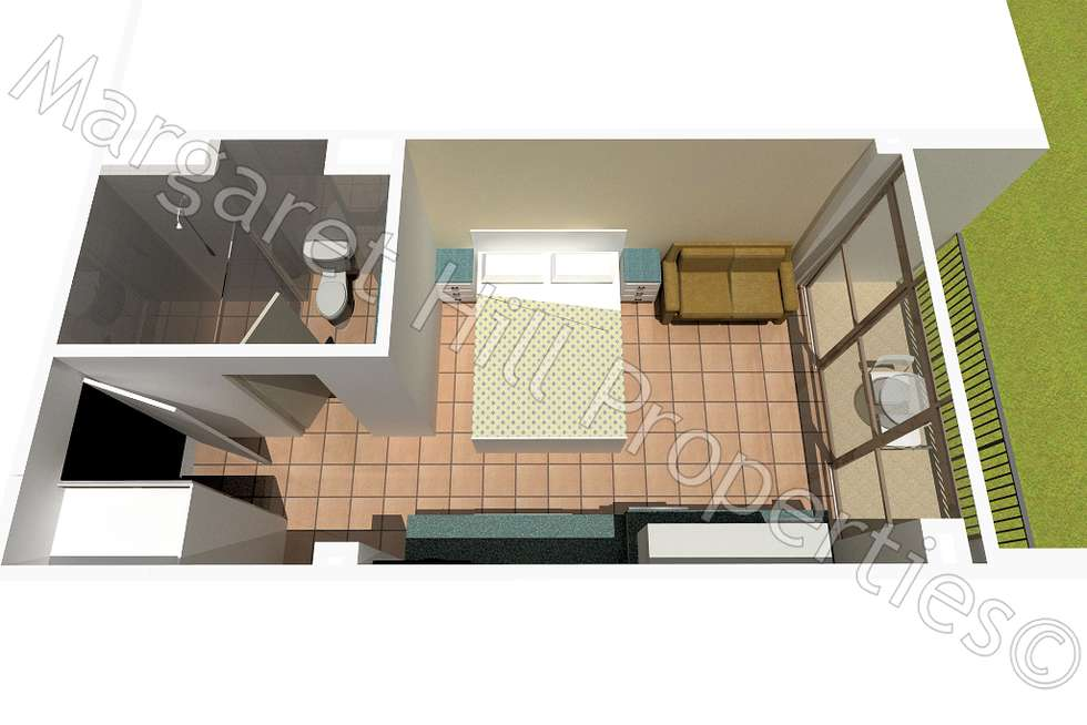 Floorplan of Homely unit listing, 608/75 The Strand, North Ward QLD 4810