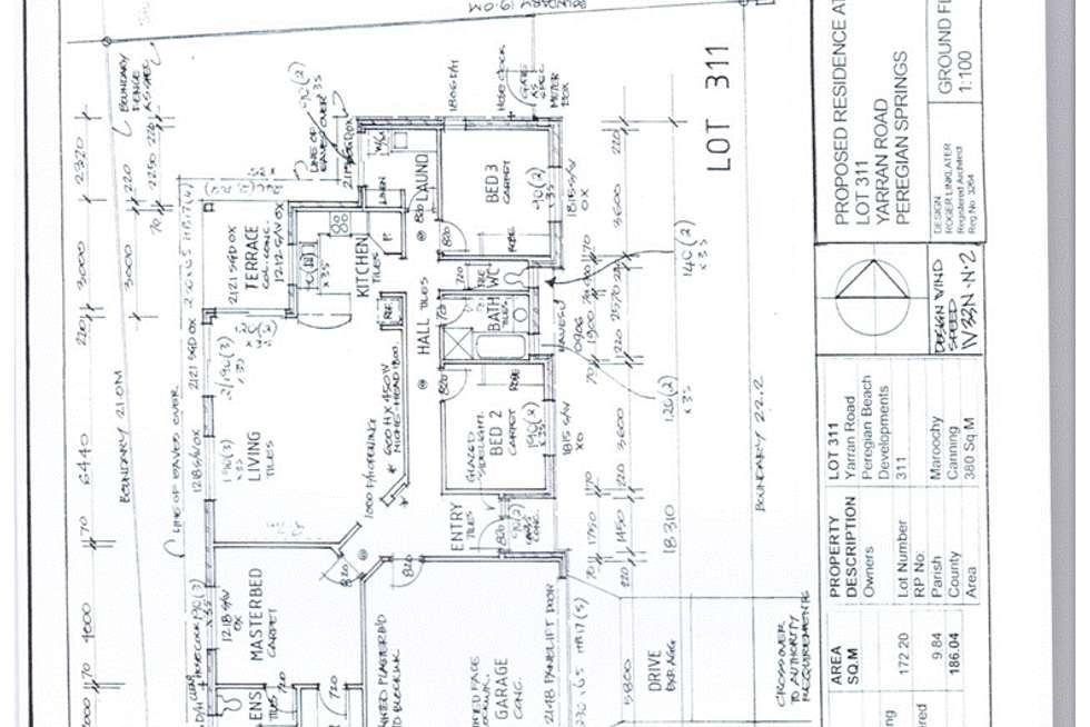 Floorplan of Homely house listing, 4 Yarran Road, Peregian Springs QLD 4573