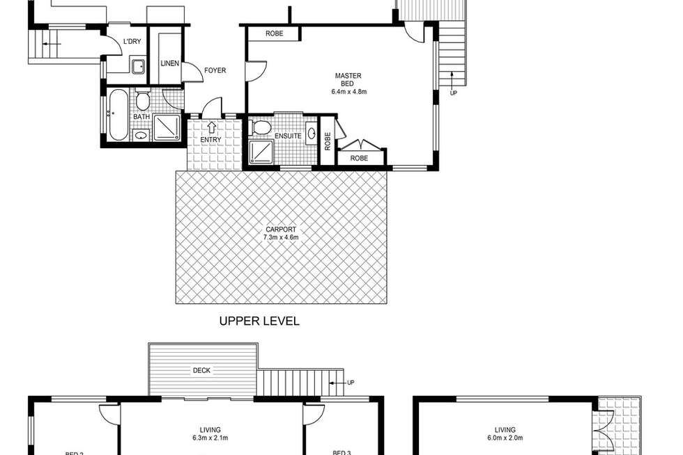 Floorplan of Homely house listing, 143 Rickard Road, Empire Bay NSW 2257