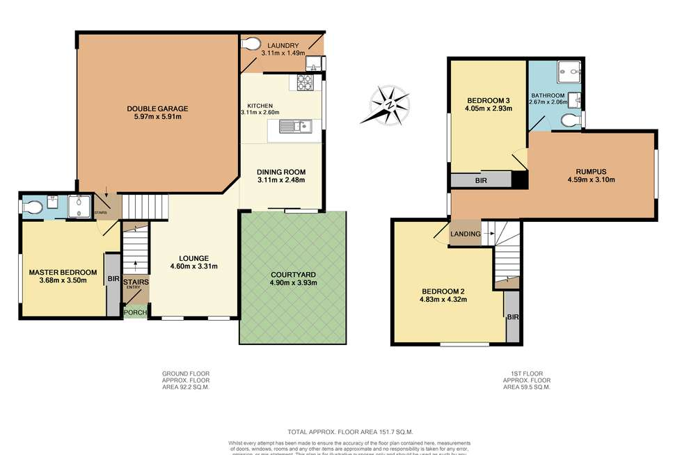 Floorplan of Homely house listing, 16 The Arches, Kanahooka NSW 2530
