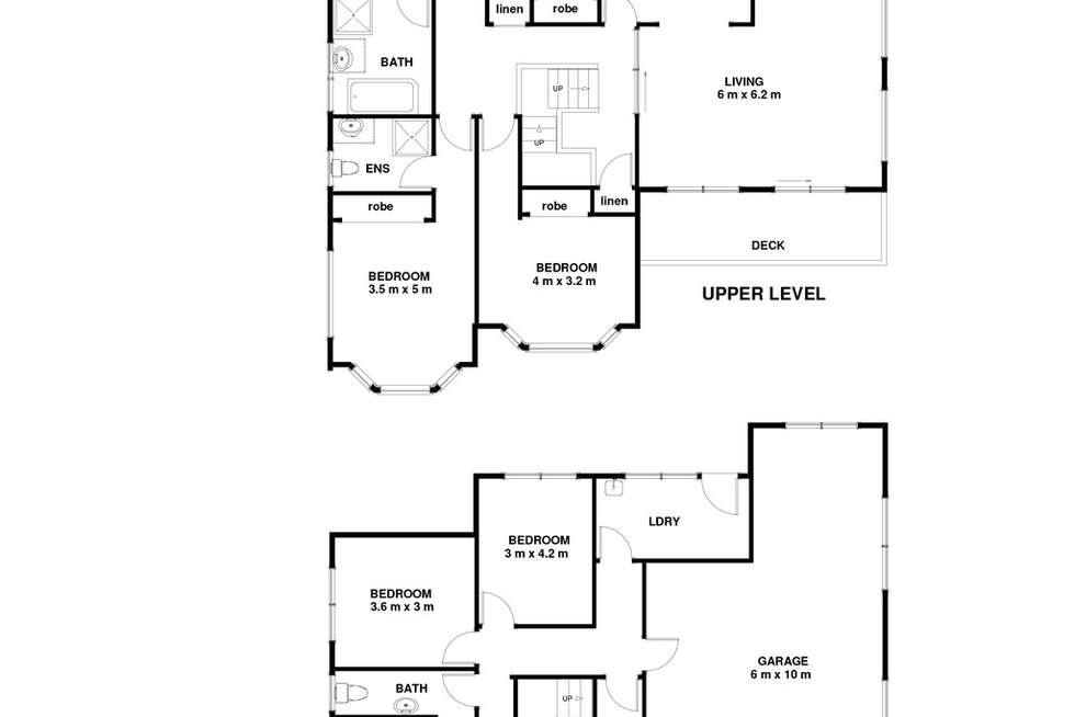 Floorplan of Homely house listing, 93 Wentworth Street, Bellerive TAS 7018