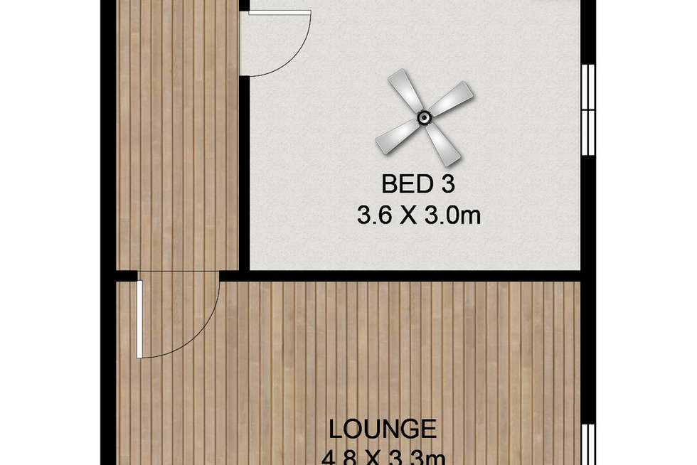 Floorplan of Homely house listing, 13a Norma Street, Mile End SA 5031