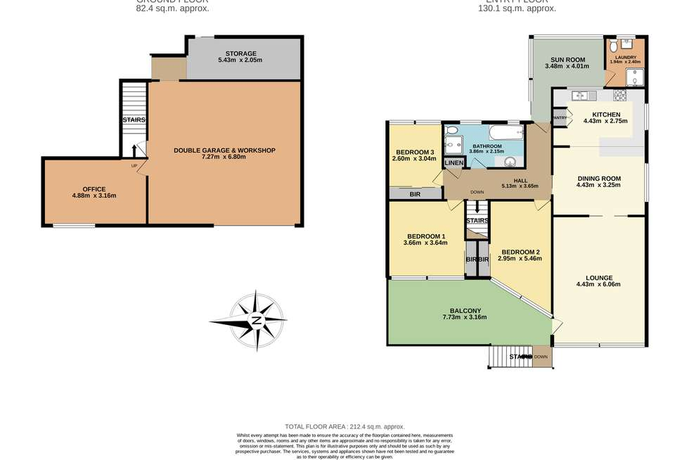 Floorplan of Homely house listing, 13 London Drive, West Wollongong NSW 2500