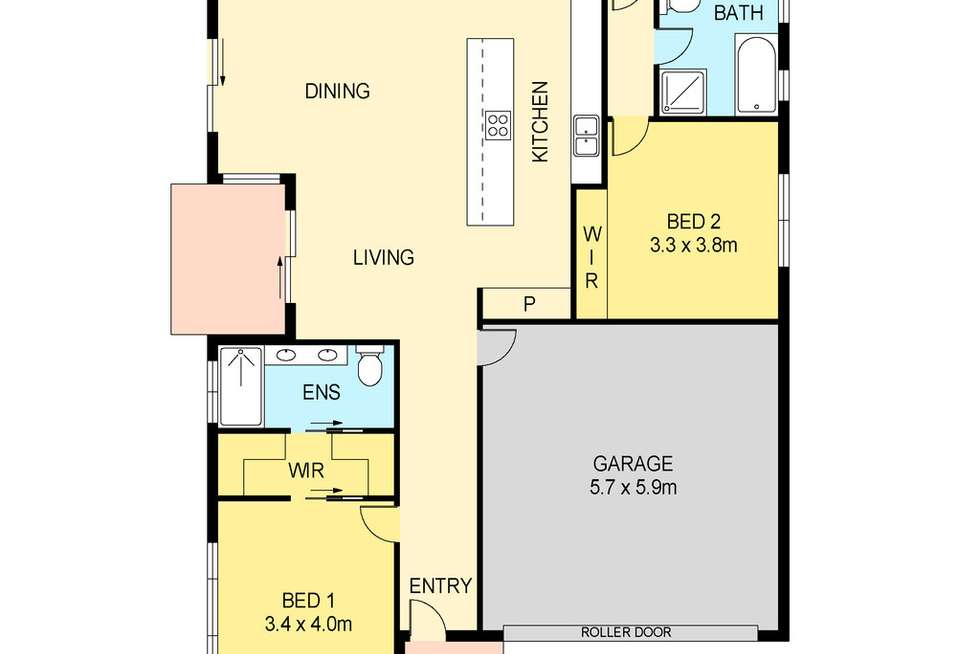 Floorplan of Homely house listing, 89 Asche Street, Muirhead NT 810
