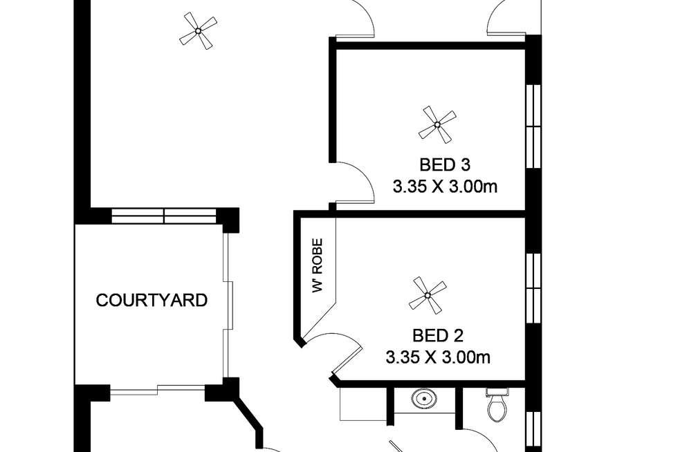 Floorplan of Homely house listing, 17B Norma Street, Mile End SA 5031