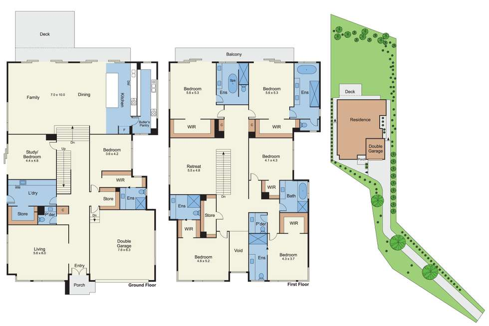 Floorplan of Homely house listing, 119A Terrara Road, Vermont South VIC 3133