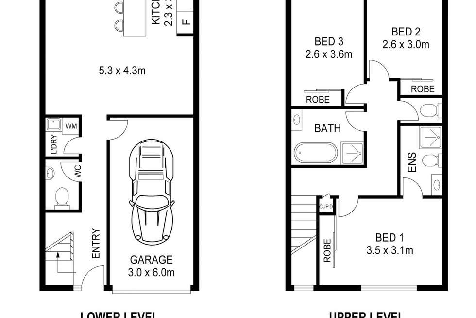 Floorplan of Homely house listing, 7/62 Station Road, Burpengary QLD 4505