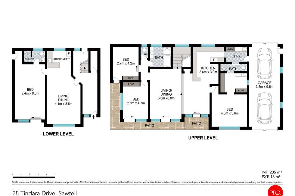 Floorplan of Homely house listing, 28 Tindara Drive, Sawtell NSW 2452