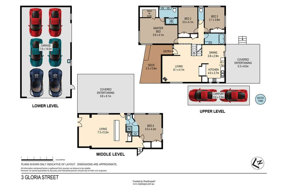 Floorplan of Homely house listing, 3 Gloria Street, Cornubia QLD 4130
