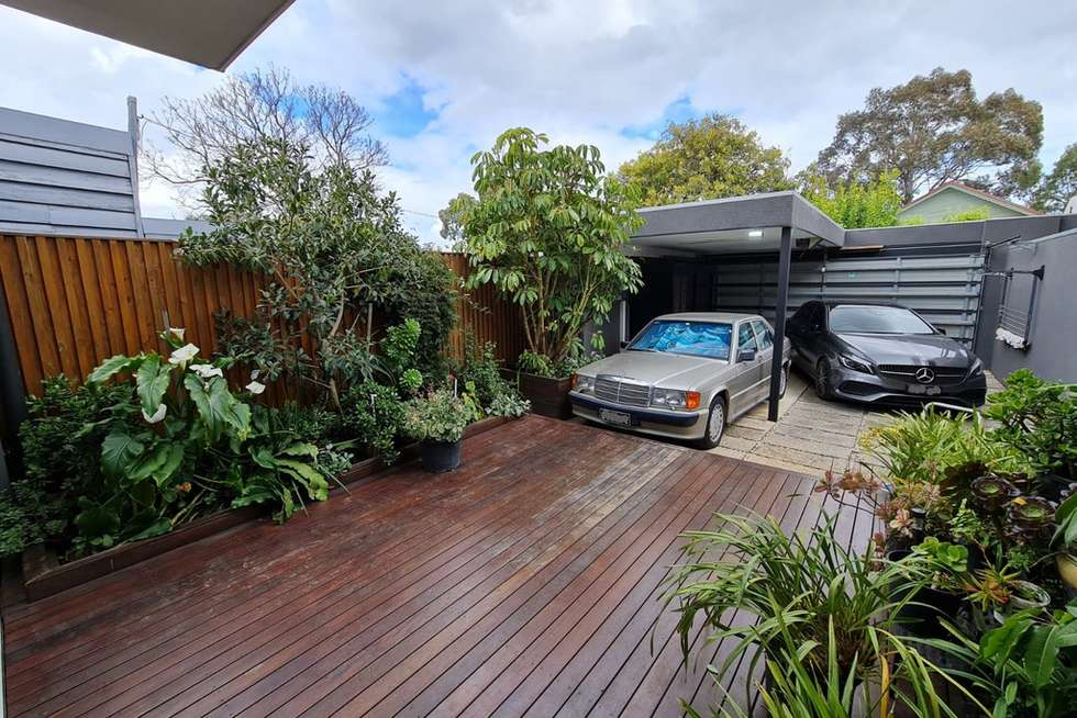 Floorplan of Homely townhouse listing, 168A Stewart Street, Brunswick East VIC 3057