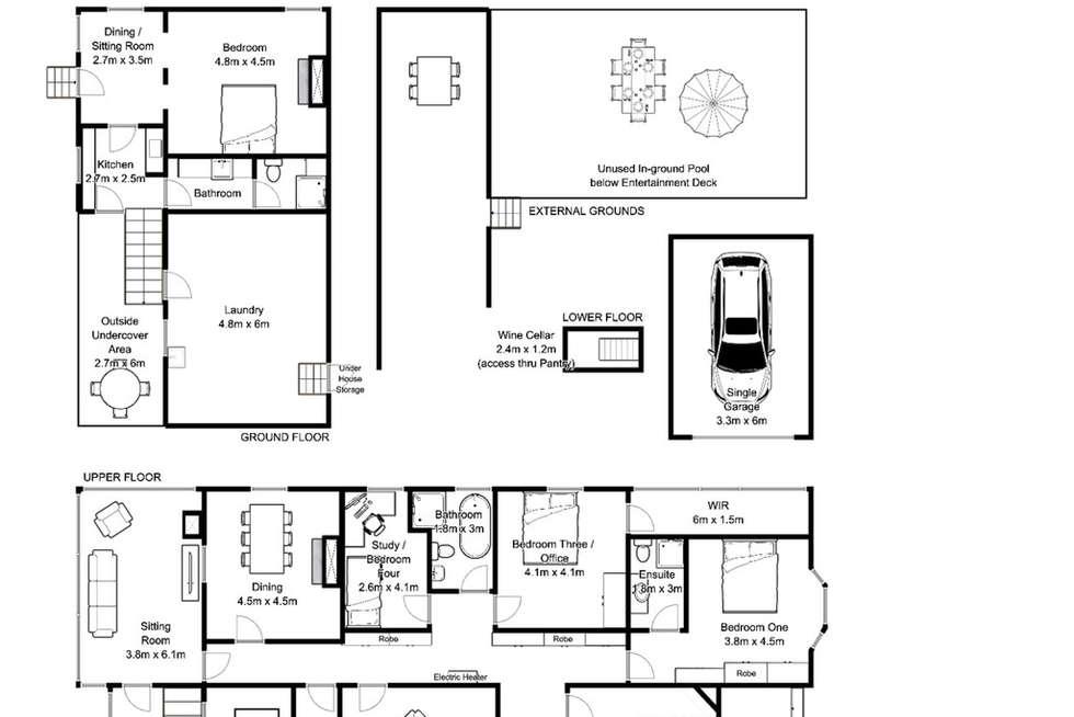 Floorplan of Homely house listing, 26 Mary Street, East Launceston TAS 7250