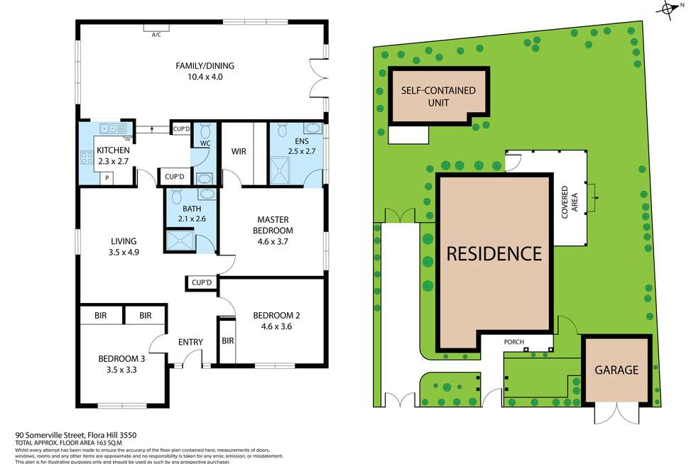 Floorplan of Homely house listing, 90 Somerville Street, Flora Hill VIC 3550