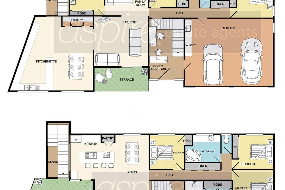 Floorplan of Homely house listing, 66 WILLIS ROAD, Bli Bli QLD 4560