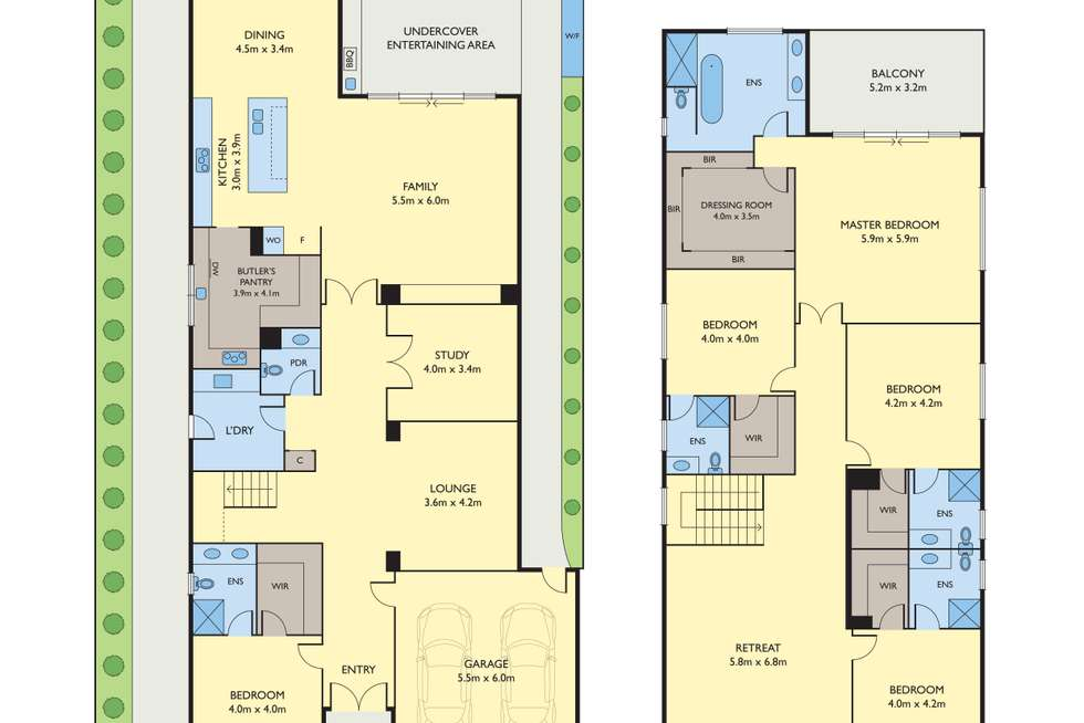 Floorplan of Homely house listing, 28 Mountain View Road, Balwyn North VIC 3104