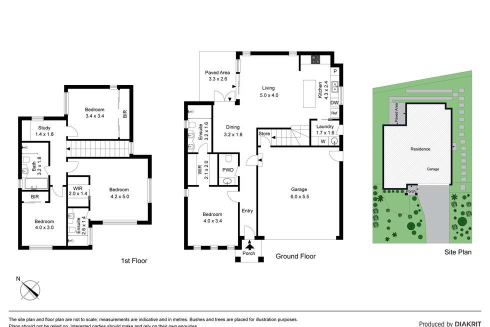 Floorplan of Homely townhouse listing, 17 Plymouth Court, Nunawading VIC 3131