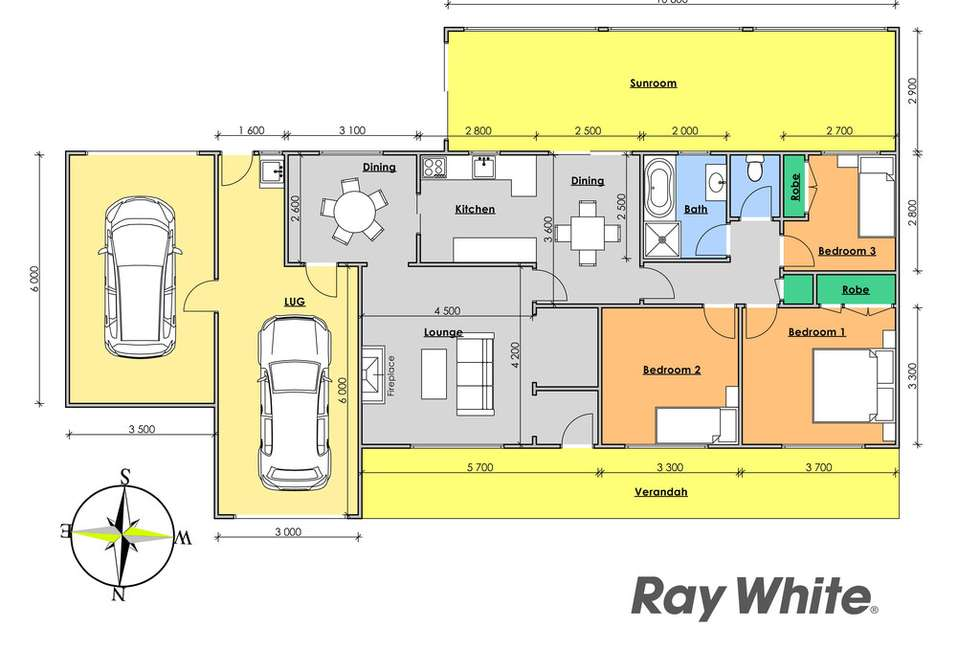 Floorplan of Homely acreageSemiRural listing, 80 Murray Road, Wingham NSW 2429