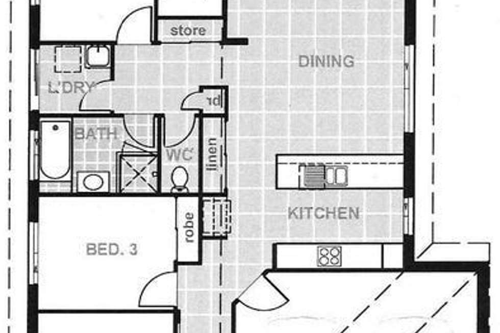 Floorplan of Homely house listing, 8 Summerstone Place, Maudsland QLD 4210