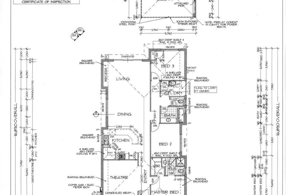 Floorplan of Homely house listing, 14 Bettong Street, Baldivis WA 6171
