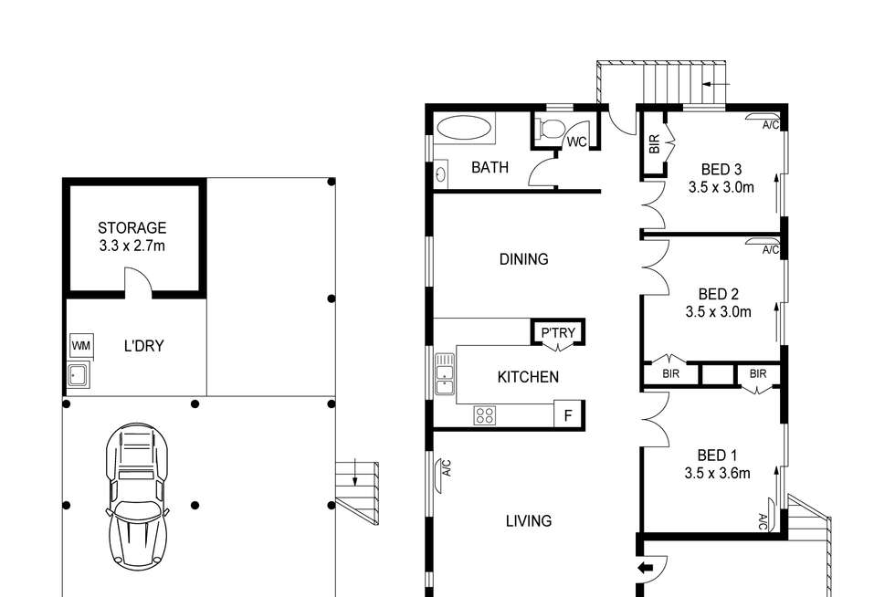 Floorplan of Homely house listing, 24 Furnell Crescent, Malak NT 812