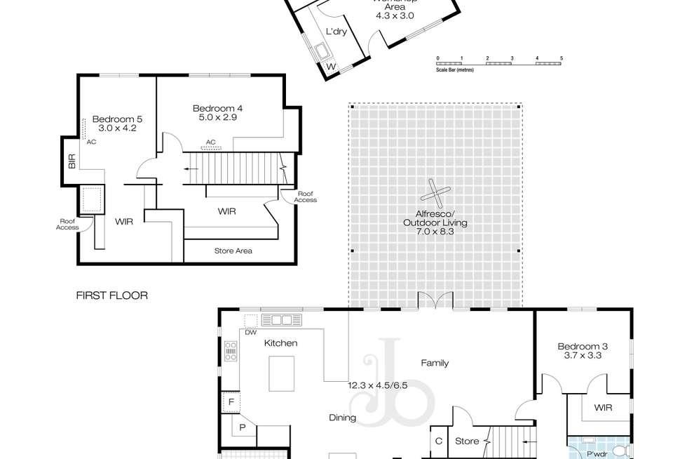 Floorplan of Homely house listing, 11 Frances Street, Mount Lawley WA 6050