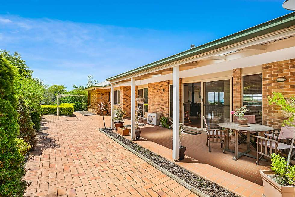Floorplan of Homely house listing, 10 Grayson Court, Hodgson Vale QLD 4352