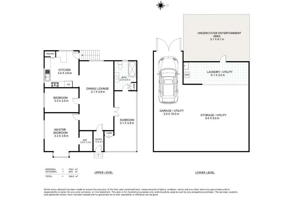 Floorplan of Homely house listing, 150 Wilston Road, Newmarket QLD 4051