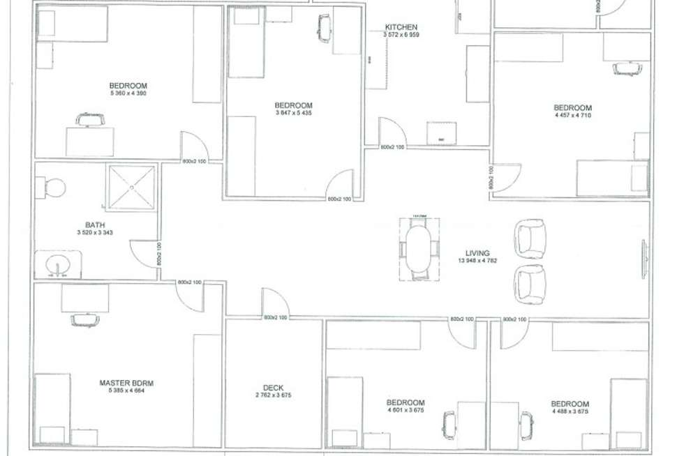 Floorplan of Homely house listing, 11 Lee Crescent, Birmingham Gardens NSW 2287