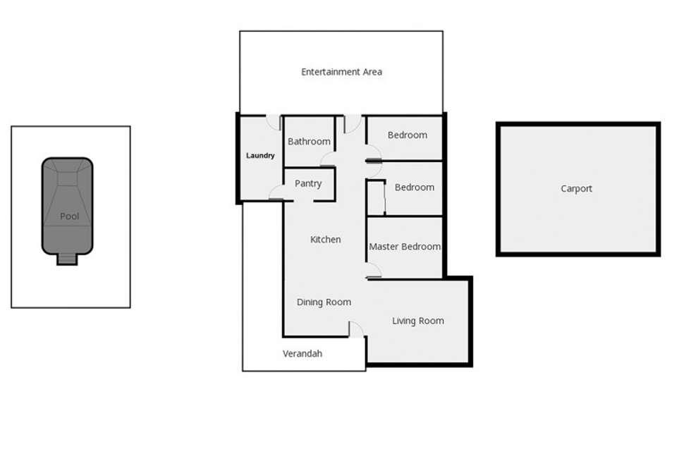 Floorplan of Homely house listing, 20 Elkin Avenue, Heatherbrae NSW 2324