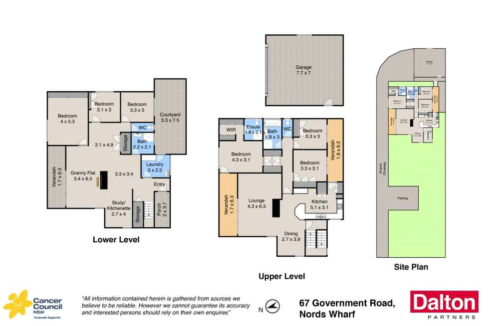 Floorplan of Homely house listing, 67 Government Road, Nords Wharf NSW 2281