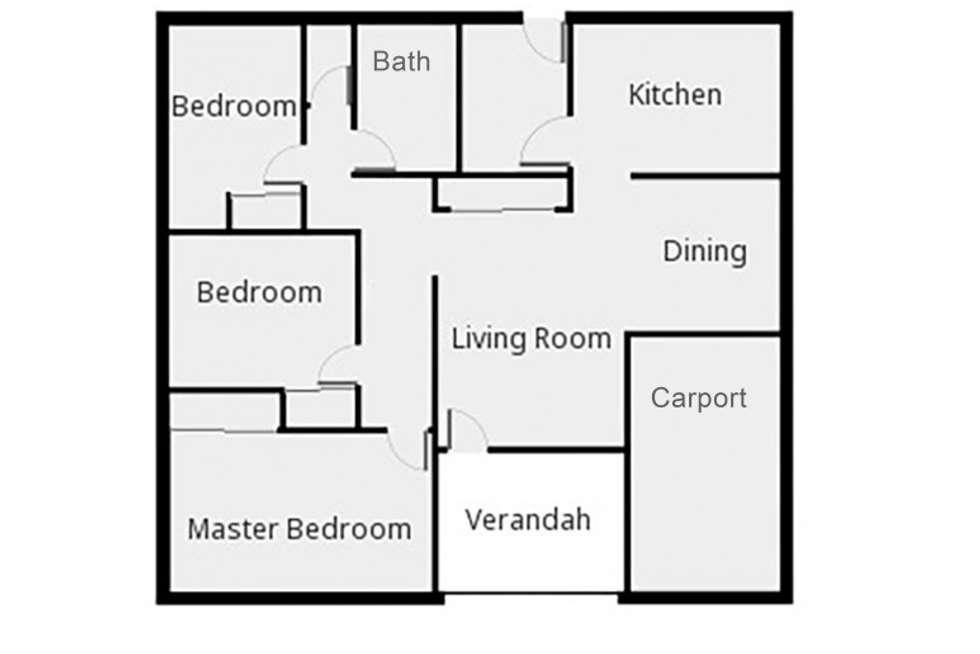 Floorplan of Homely house listing, 3 Payton Street, Raymond Terrace NSW 2324