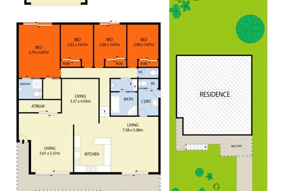 Floorplan of Homely house listing, 2 Nords Wharf Road, Nords Wharf NSW 2281